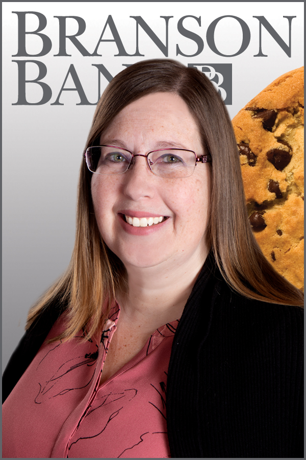 photo of bank employee becca mullen