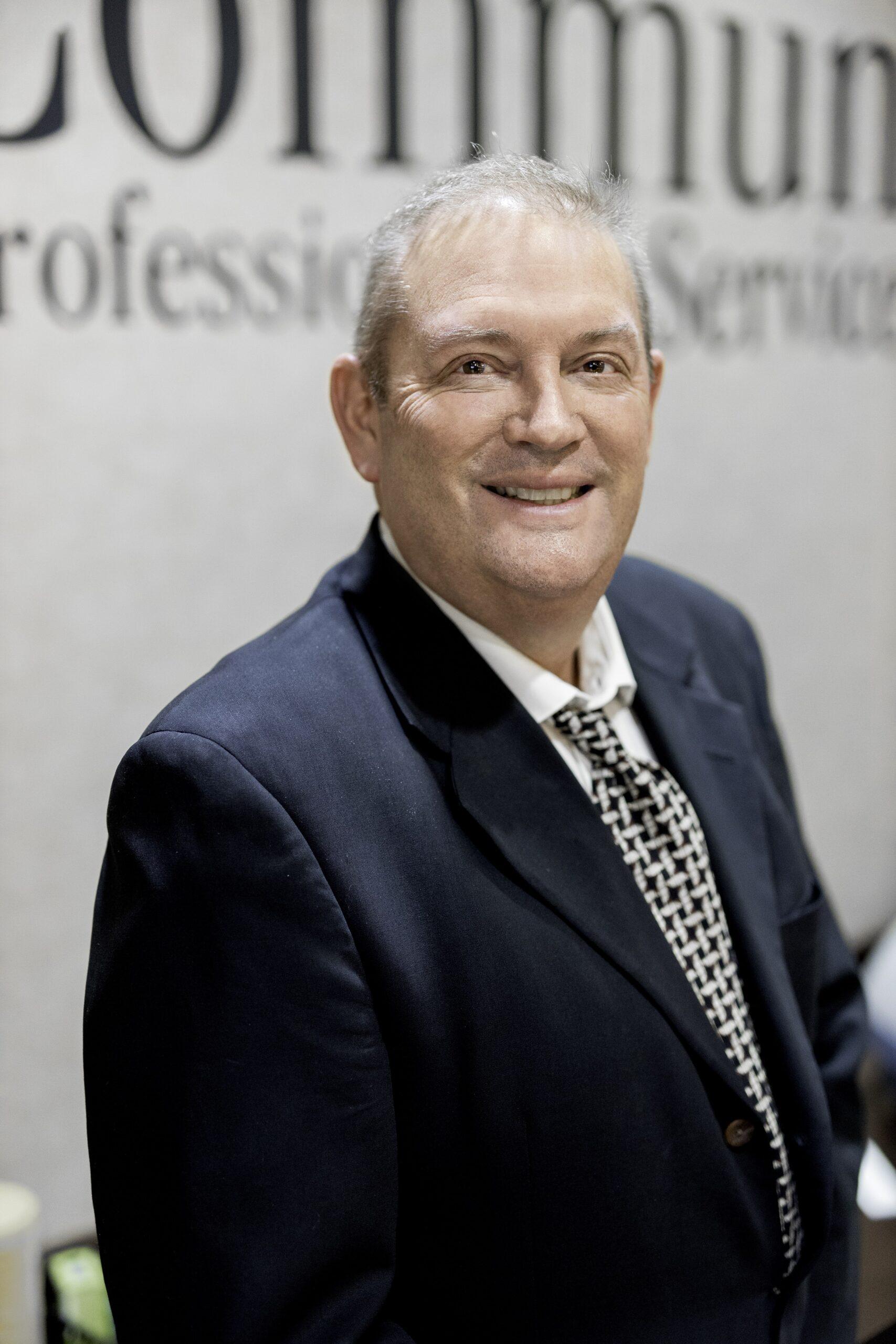 photo of bank employee dan boone
