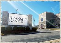 photo of branson bank gretna location