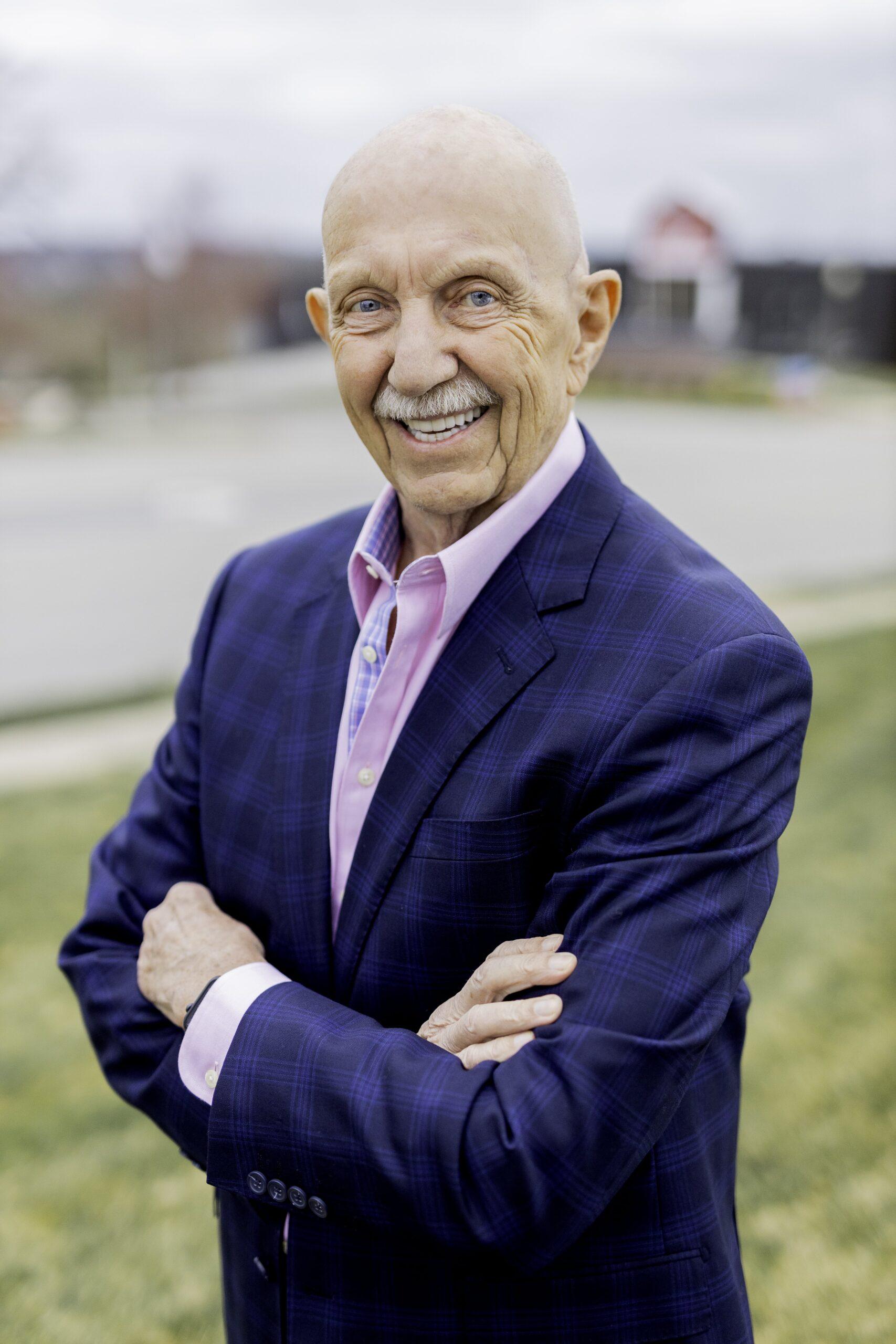 photo of bank employee peter peitz
